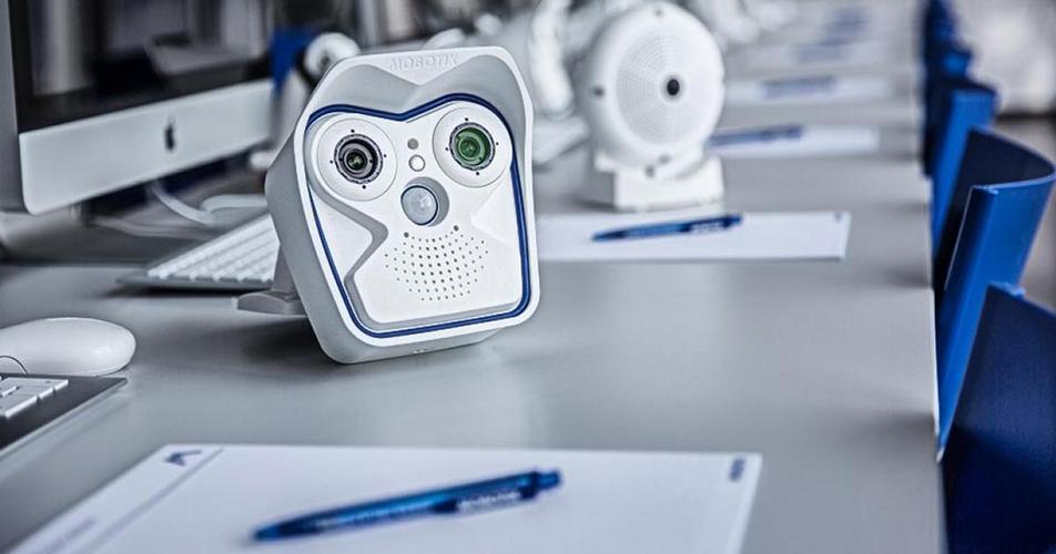 Установка и обслуживание камер Mobotix
